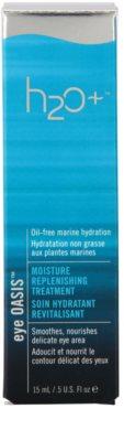 H2O Plus Oasis™ oční gel s hydratačním účinkem 2
