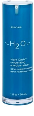 H2O Plus Oasis™ éjszakai fiatalító szérum
