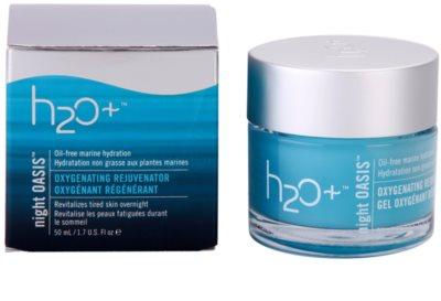 H2O Plus Oasis™ éjszakai regeneráló krém 2