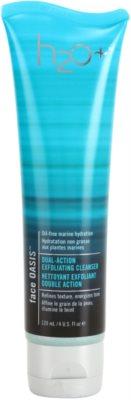 H2O Plus Oasis™ piling za obraz z vlažilnim učinkom