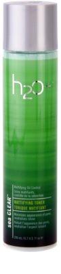 H2O Plus Sea Clear mattító frissítő tonik