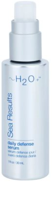 H2O Plus Sea Results sérum protector con efecto antiarrugas
