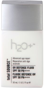 H2O Plus Total Source zaščitni fluid proti gubam SPF 50