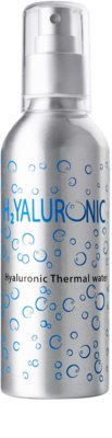 H2yaluronic Hyaluronic água termal com ácido hialurônico com ácido hialurónico