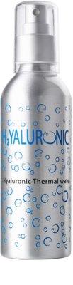 H2yaluronic Hyaluronic apa termala cu acid hialuronic