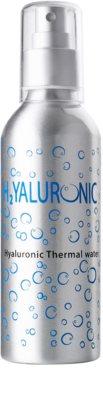 H2yaluronic Hyaluronic termalna voda s hialuronsko kislino