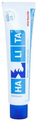 Halita Dental Care pasta do zębów przeciw nieświeżemu oddechowi