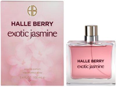 Halle Berry Exotic Jasmine Eau de Parfum para mulheres