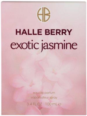 Halle Berry Exotic Jasmine Eau de Parfum para mulheres 4