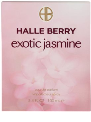 Halle Berry Exotic Jasmine eau de parfum para mujer 4