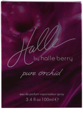 Halle Berry Halle Pure Orchid eau de parfum nőknek 4