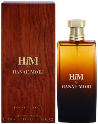Hanae Mori HiM Eau de Toilette für Herren