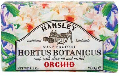 Hansley Orchid Feinseife