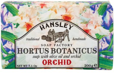 Hansley Orchid sapun solid