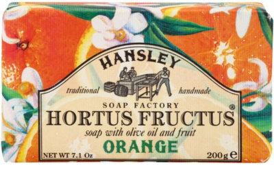Hansley Orange parfümös szappan