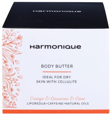 Harmonique Orange & Cinnamon & Clove testvaj narancsbőrre 2