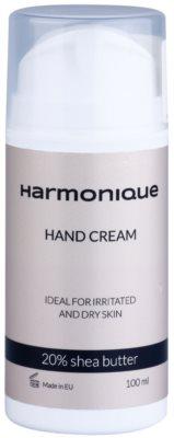Harmonique 20% Shea Butter krém na ruky pre suchú a podráždenú pokožku