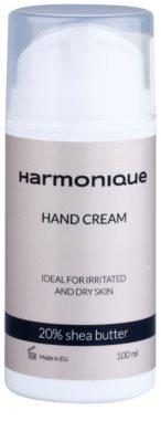 Harmonique 20% Shea Butter крем для рук для сухої та подразненої шкіри