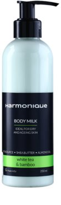 Harmonique White Tea & Bamboo leche corporal anti-edad