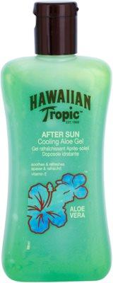 Hawaiian Tropic After Sun Aloe Vera hűsítő napozás utáni gél aleo verával
