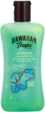 Hawaiian Tropic After Sun Aloe Vera Kühlgel nach dem Bräunen mit Aloe Vera