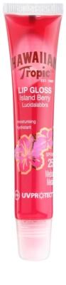 Hawaiian Tropic Sunkissed Lips hydratační lesk na rty SPF 25