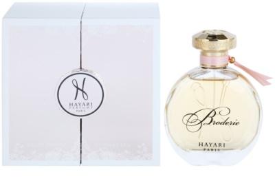 Hayari Parfums Broderie eau de parfum para mujer