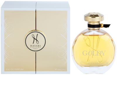 Hayari Parfums Goldy eau de parfum para mujer