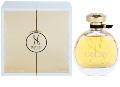 Hayari Parfums Goldy parfémovaná voda pro ženy