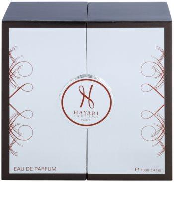Hayari Parfums Le Paradis de L´Homme parfémovaná voda pre mužov 4