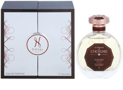 Hayari Parfums Le Paradis de L´Homme parfémovaná voda pre mužov