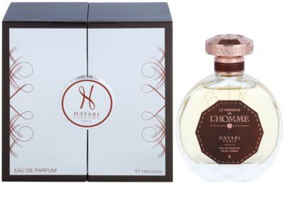 Hayari Parfums Le Paradis de L´Homme parfémovaná voda pro muže