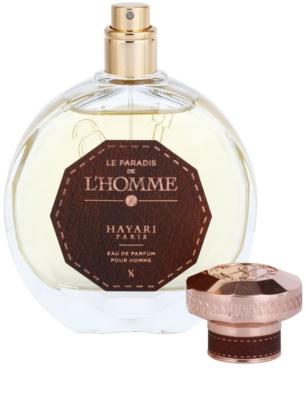 Hayari Parfums Le Paradis de L´Homme parfémovaná voda pre mužov 3