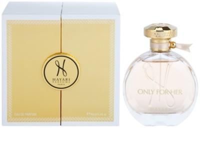 Hayari Parfums Only for Her Eau de Parfum for Women