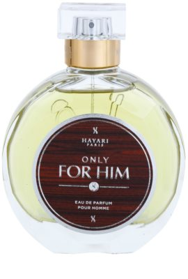 Hayari Parfums Only for Him Eau de Parfum für Herren 2
