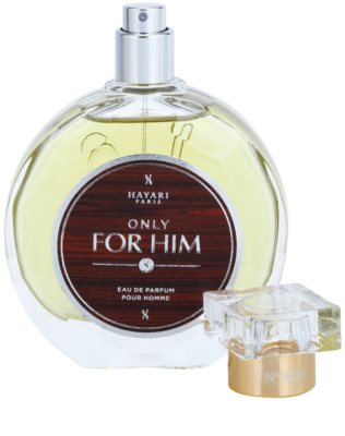 Hayari Parfums Only for Him Eau de Parfum für Herren 3