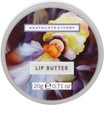 Heathcote & Ivory Vintage & Co Braids & Blooms Butter für Lippen