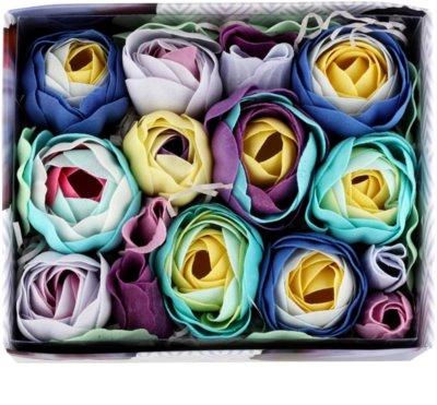 Heathcote & Ivory Vintage & Co Braids & Blooms flores de jabón