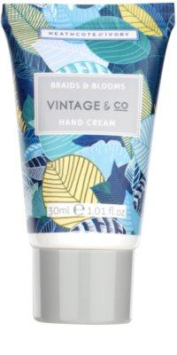 Heathcote & Ivory Vintage & Co Braids & Blooms kosmetická sada VI. 2