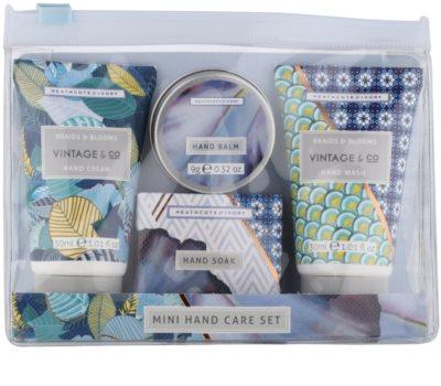 Heathcote & Ivory Vintage & Co Braids & Blooms Kosmetik-Set  VIII.