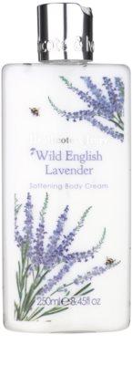 Heathcote & Ivory Wild English Levander Cremă corp cu efect de emoliere