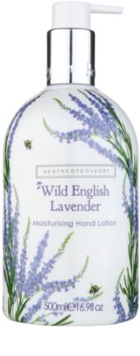 Heathcote & Ivory Wild English Levander Handcreme mit feuchtigkeitsspendender Wirkung