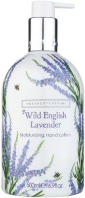 Heathcote & Ivory Wild English Levander krema za roke z vlažilnim učinkom