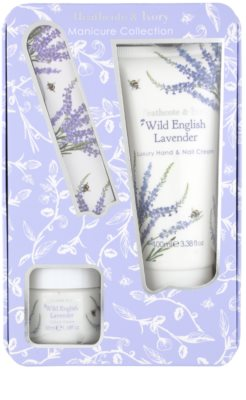 Heathcote & Ivory Wild English Levander Kosmetik-Set  III.