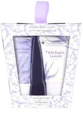 Heathcote & Ivory Wild English Levander Kosmetik-Set  V.