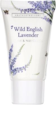 Heathcote & Ivory Wild English Levander Kosmetik-Set  V. 2
