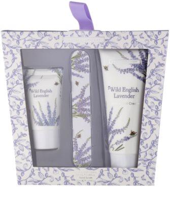 Heathcote & Ivory Wild English Levander Kosmetik-Set  II.
