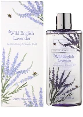 Heathcote & Ivory Wild English Levander tusfürdő gél hidratáló hatással 1