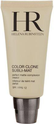 Helena Rubinstein Color Clone Subli-Mat machiaj cu efect matifiant