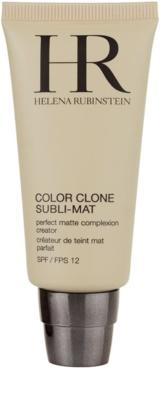 Helena Rubinstein Color Clone Subli-Mat maquillaje matificante